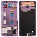 Middle Frame Bezel Plate for Xiaomi Mi 9 (Pink)