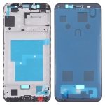 Front Housing LCD Frame Bezel Plate for Huawei Y6 Prime (2018) (Black)