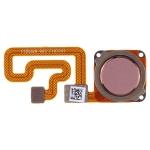 Fingerprint Sensor Flex Cable for Xiaomi Redmi 6 (Pink)