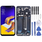LCD Screen and Digitizer Full Assembly with Frame for Asus Zenfone 5 ZE620KL(Black)