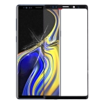 Front Screen Outer Glass Lens for Galaxy Note9 (Black)