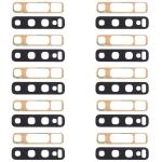 10 PCS Back Camera Lens & Adhesive for Galaxy S10