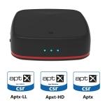 Aptx Bluetooth Transmitter Receiver Wireless Adapter Toslink/SPDIF