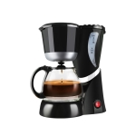 Electric Drip Coffee Maker Easy One-button Operation Household Coffee Tee Maker Automatic Machine, Capacity: 0.6L