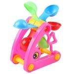 2PCS Windmill Waterwheel Summer Water Swimming Pool Bathing Beach Sand Digging Tools Kids Toys
