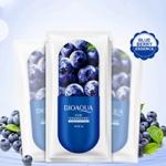 5 PCS Jelly Mask Face Care Moisturizing Sleep Jelly Facial Mask(Blueberry)