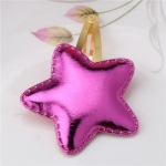 2 PCS Metal Color Children Shiny Hairgrips Baby Hairpins Girls Hair Accessories, Size:4.7cm(Rose   Star)