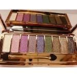 9 Colors Eyeshadow Palette Glitter Matte Eyeshadow Palette(LPP001229-1)