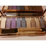 9 Colors Eyeshadow Palette Glitter Matte Eyeshadow Palette(LPP001229-2)