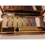 9 Colors Eyeshadow Palette Glitter Matte Eyeshadow Palette(LPP001229-3)