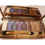 9 Colors Eyeshadow Palette Glitter Matte Eyeshadow Palette(LPP001229-4)
