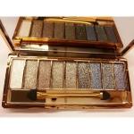 9 Colors Eyeshadow Palette Glitter Matte Eyeshadow Palette(LPP001229-5)