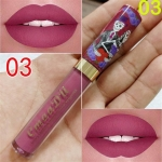Makeup Matte Liquid Lipstick Waterproof Long Lasting Sexy Glitter Style Lip Gloss Cosmetics(03)
