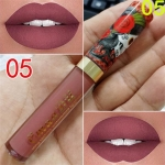 Makeup Matte Liquid Lipstick Waterproof Long Lasting Sexy Glitter Style Lip Gloss Cosmetics(05)