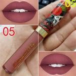 Makeup Matte Liquid Lipstick Waterproof Long Lasting Sexy Glitter Style Lip Gloss Cosmetics(05)