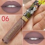 Makeup Matte Liquid Lipstick Waterproof Long Lasting Sexy Glitter Style Lip Gloss Cosmetics(06)