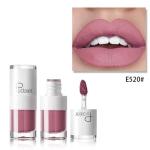 Liquid Matte Lipstick Waterproof Red Lip Makeup Long Lasting Lip Tint(E520)