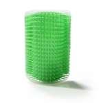 Pet Dogs Cat Self Groomer Hair Removal Comb  Brush Hair Shedding Trimming Massage Device, Color:Green