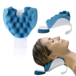 2 PCS Cushion Shoulder Massage Pillow Neck Pillow