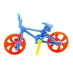 5 PCS DIY Assembled Bicycle Toys Education Learning Handwork Tools Bicycle Model Toy for Kids, Random Color