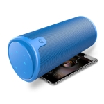 ZEALOT S8 3D Stereo Bluetooth Speaker Wireless Subwoofer Column Portable Touch Control AUX TF Card Playback Handsfree with Mic(Blue)