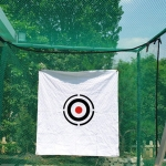 PGM Golf Practice Target Swing Hitting Cloth, Size: 1.5×1.5m