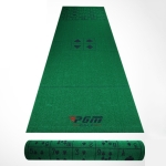 PGM Golf Indoor Putting Green Putter Practice Green Mat, Playing Cards Type, 1×3.5m