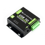 Waveshare USB TO RS232 / RS485 / TTL Industrial Isolated Converter