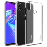IMAK Wing II Wear-resisting Crystal Pro Protective Case for Asus Zenfone Max (M2) ZB633KL, with Screen Sticker (Transparent)