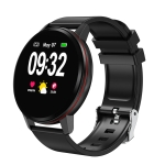 S01 1.22 inch IPS Display Color Screen Smart Bracelet IP67 Waterproof, Support Call Reminder/ Heart Rate Monitoring /Blood Pressure Monitoring/ Sleep Monitoring/Blood Oxygen Monitoring (Black)