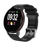 S01 1.22 inch IPS Display Color Screen Smart Bracelet IP67 Waterproof, Support Call Reminder/ Heart Rate Monitoring /Blood Pressure Monitoring/ Sleep Monitoring/Blood Oxygen Monitoring (Black)