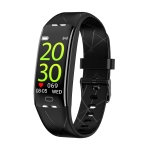 Z21 Plus 0.96 inch TFT LCD Color Screen Smart Bracelet IP68 Waterproof, Support Call Reminder/ Heart Rate Monitoring / Sleep Monitoring/ Multiple Sport Mode (Black)