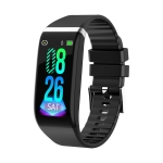 C919 1.14 inch IPX67 Waterproof Smartwatch, Support Call Reminder/ Heart Rate Monitoring /Blood Pressure Monitoring/ Sleep Monitoring (Black)