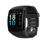 Q11 1.3 inch TFT Color Screen IP67 Waterproof Bluetooth Smartwatch, Support Call Reminder/ Heart Rate Monitoring /Blood Pressure Monitoring/ Sleep Monitoring(Black)
