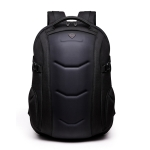 Ozuko 8980 Fashion USB Anti-theft Computer Shoulder Backpack (Black)