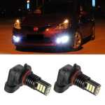 2 PCS EV11 9005 / HB3 DC9V-30V 5W 6000K 400LM Car LED Fog Light 24LEDs SMD-3030 Lamps