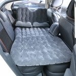 Universal Car Travel Inflatable Mattress Air Bed Camping Back Seat Couch, Size: 90 x 135cm (Black)