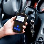 OM123 Car Portable OBD2 Scanner Car Diagnostic Tool OBD 2 Automotive Scanner EOBD Code Reader