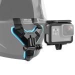 Helmet Belt Mount + Border Frame Mount Protective Cage for GoPro HERO7 Black /6 /5