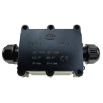 G713 IP68 Waterproof Two-way Junction Box for Protecting Circuit Board