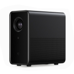 Xiaomi Mijia Smart Projector Full HD 4K Video Proyector Portable 800ANSI 1080P DLP Mini Projector Home Cinema,  Support Dolby / WiFi / HDMI / HDR10(Black)