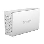 ORICO Honeycomb Series WS200U3 SATA 3.5 inch 20TB USB 3.0 Dual Bays Aluminum Alloy HDD / SSD Enclosure