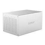 ORICO Honeycomb Series WS500U3 SATA 3.5 inch 50TB USB 3.0 5 Bays Aluminum Alloy HDD / SSD Enclosure