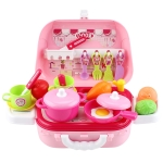 MoFun ZHIBO 931 Simulation Kitchenware Shoulder Handbag Children Toy