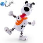 MoFun Pocket Smart Bluetooth Pet Machine Dog Touch Voice Interaction (White)
