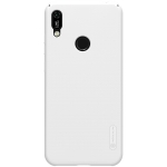 NILLKIN Frosted Concave-convex Texture PC Case for Huawei Y6 (2019) (White)