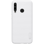 NILLKIN Frosted Concave-convex Texture PC Case for Huawei Honor 20i / 10i (White)