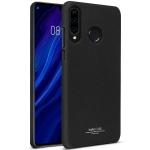 IMAK Matte Touch Cowboy PC Case for Huawei P30 Lite / nova 4e (Black)
