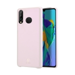 DUX DUCIS Skin Lite Series Ultra-thin Shockproof PU Case for Huawei P30 Lite (Pink)
