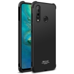 IMAK All-inclusive Shockproof Airbag TPU Case for Huawei P30 Lite / Nova 4e, with Screen Protector (Black)